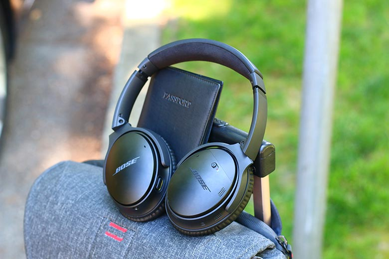 Bose QC 35 II Headfones For Sportpersons
