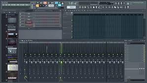 fl studio beat making software