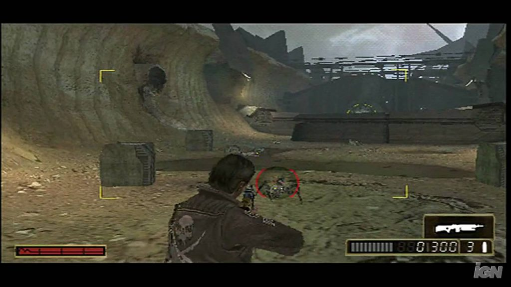 resistance retribution Best psp games