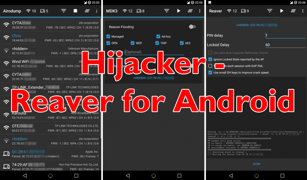 Reaver-For-Android-Wifi-Hacker-App
