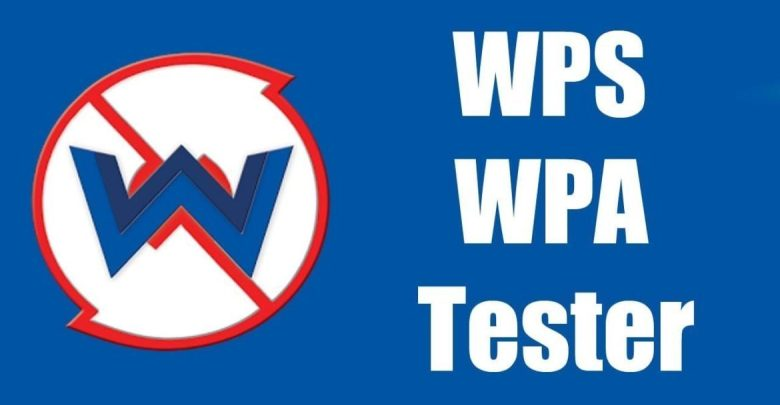 WIFI WPS WPA TESTER APK or Wifi