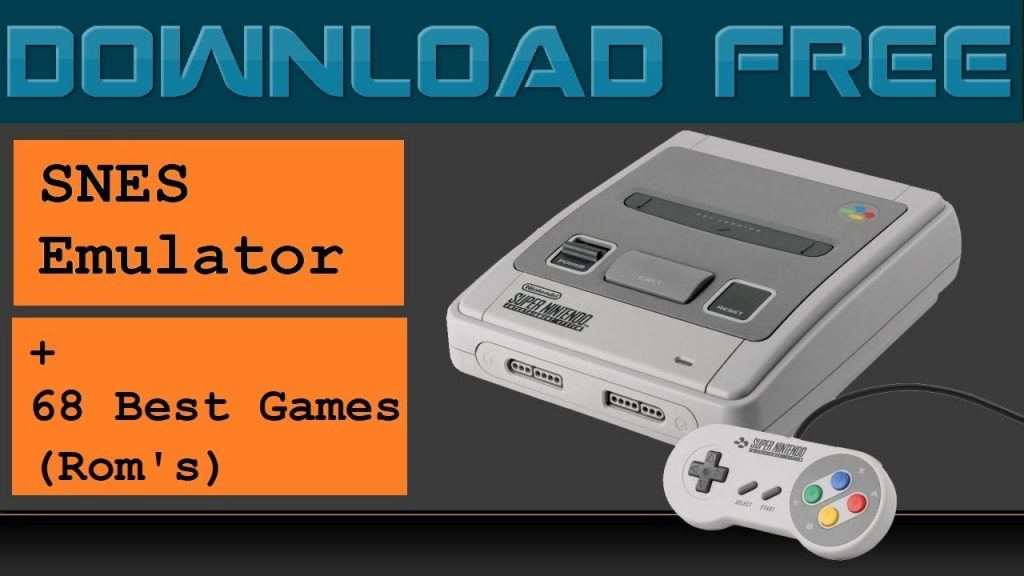 download free snes games for android