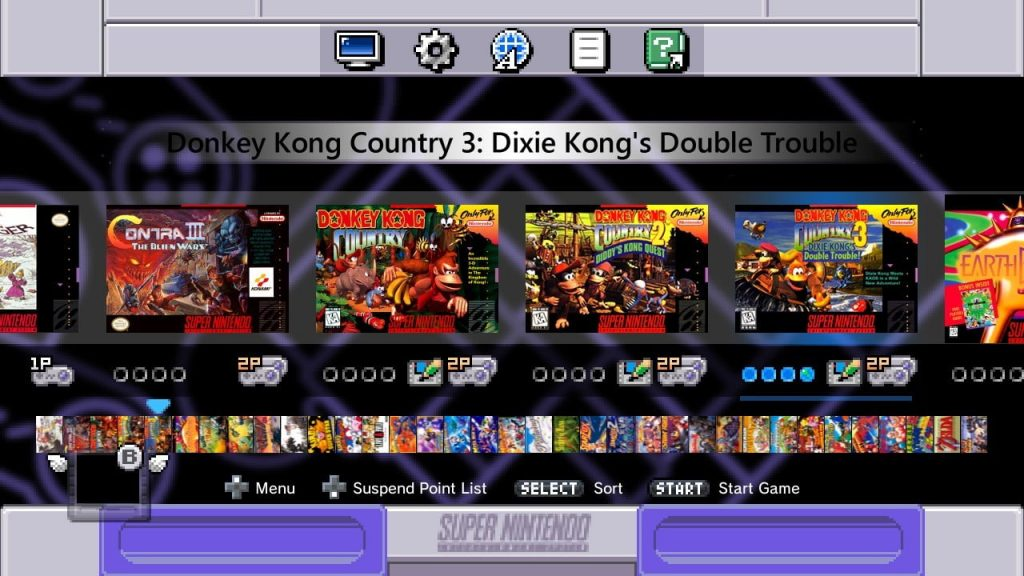 List of Best SNES Emulators To Play your favorite classic games on