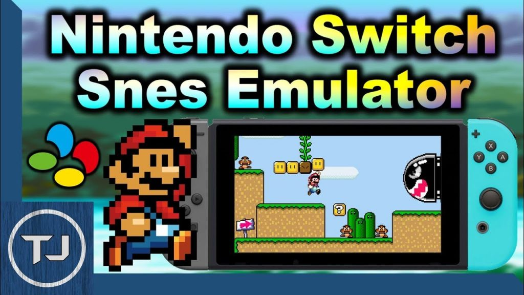 best snes emulator for nintendo switch