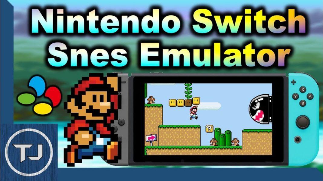 best snes emulator for nintendo switch