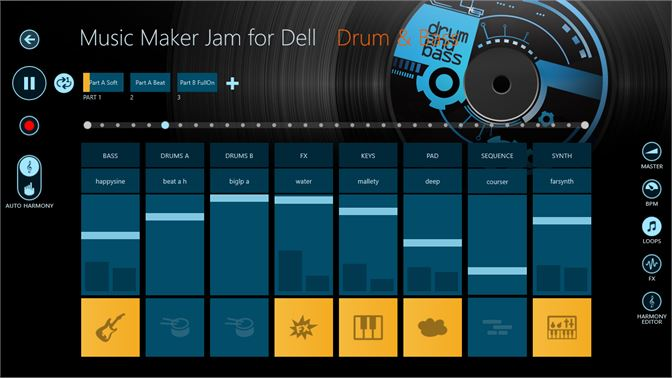 music maker jam vs garageband