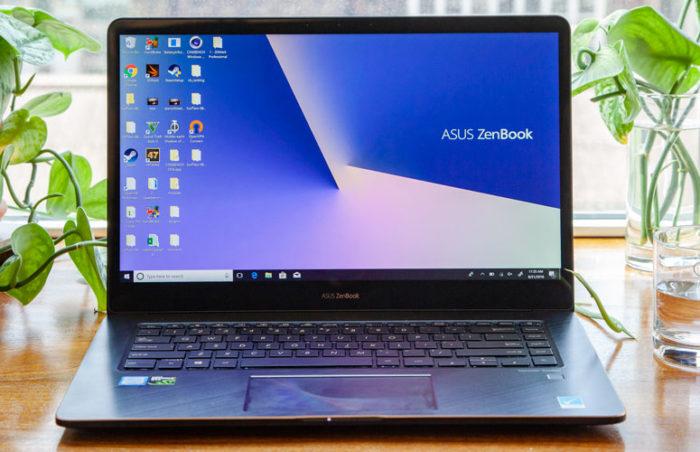 Asus ZenBook Pro 15