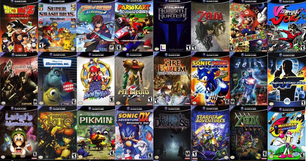 Best Nintendo GameCube games