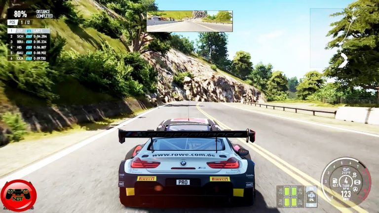 Racing Games for PS4