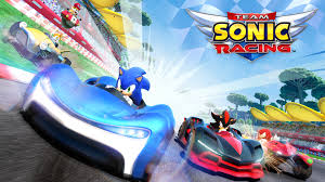 Team Sonic Racing game