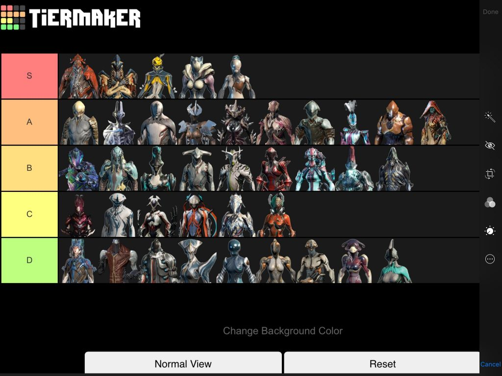 Warframe Tier List 2020: How to Choose the Best Warframe