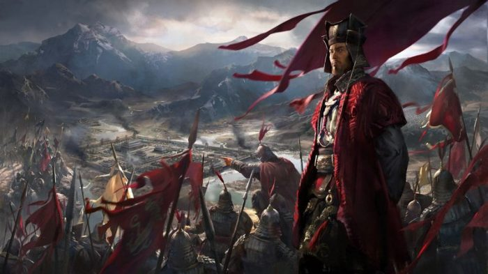 Three Kingdoms – 2019