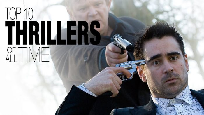 Top 10 Best Thriller Movies of All the Time