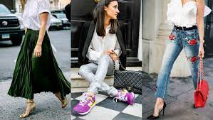 Tips to Match footwear with your clothes