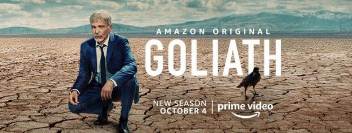 Goliath Season 4 on Amazon