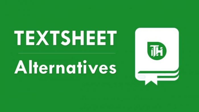 What is text sheet and its alternatives