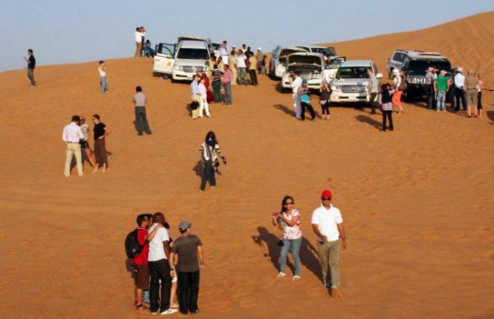 information Policy of Dubai Desert Safari