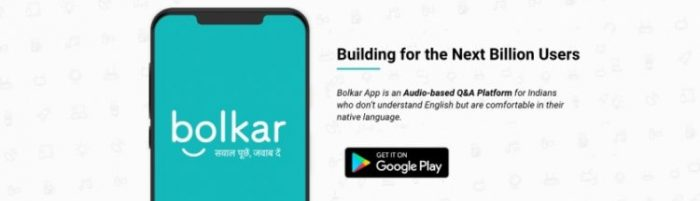 Bolkar App