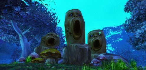 The Creepiest Sights in WoW