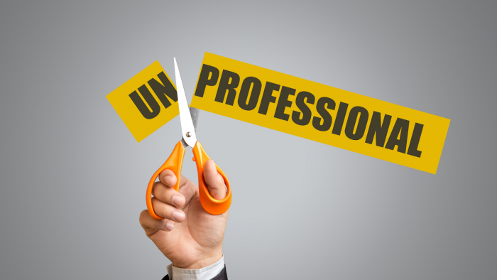 Does Your Brand Look Unprofessional? 7 Things To Do