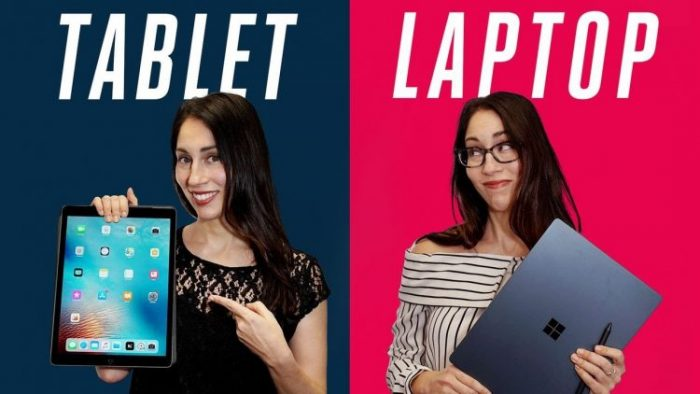 Buy a Laptop or a Tablet