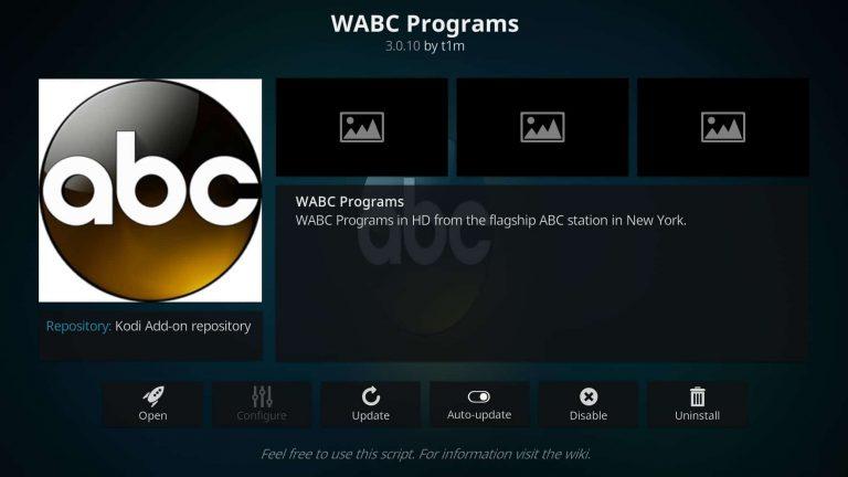 How to Watch ABC on Kodi Live