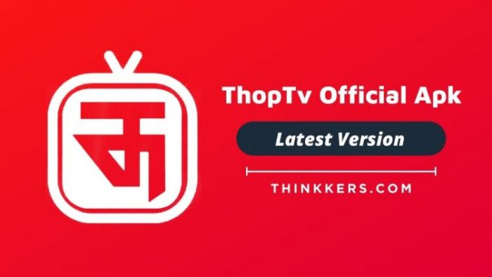 How to Watch Thop TV Apk on Android TV