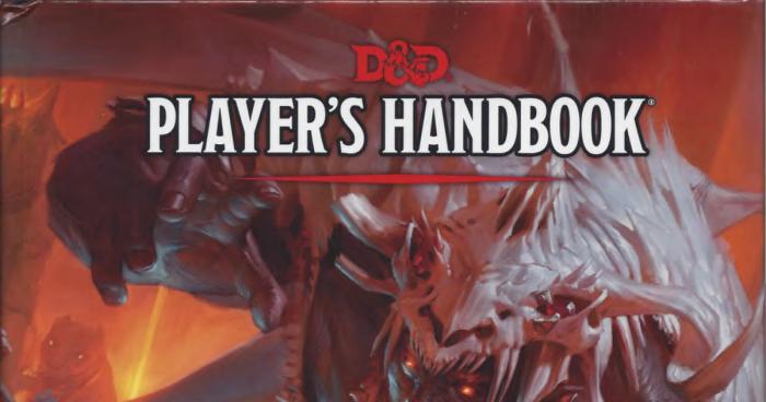 player's handbook pdf 5e