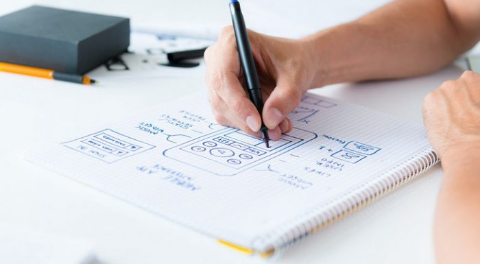 Create a mockup and prototype of your application.