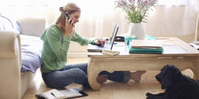 Is working from home more productive than working in an office?