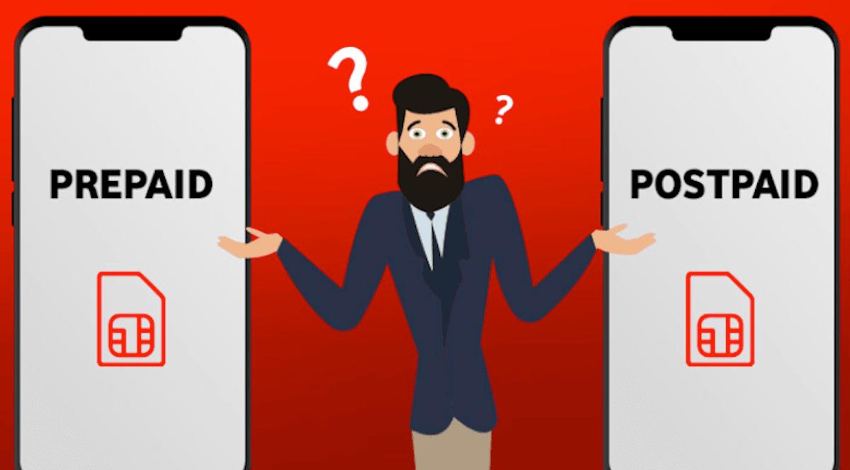 Prepaid and Postpaid