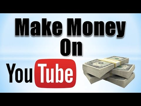 5 Tips That Can Help You To Earn Money From Youtube