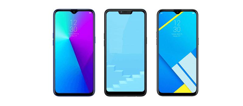 REALME-smartphones