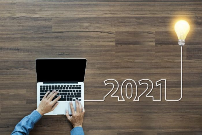 Top 10 New Technology trends for 2021