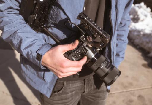 What Cameras Do Professionals Use