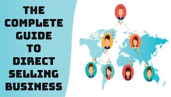 Direct selling business