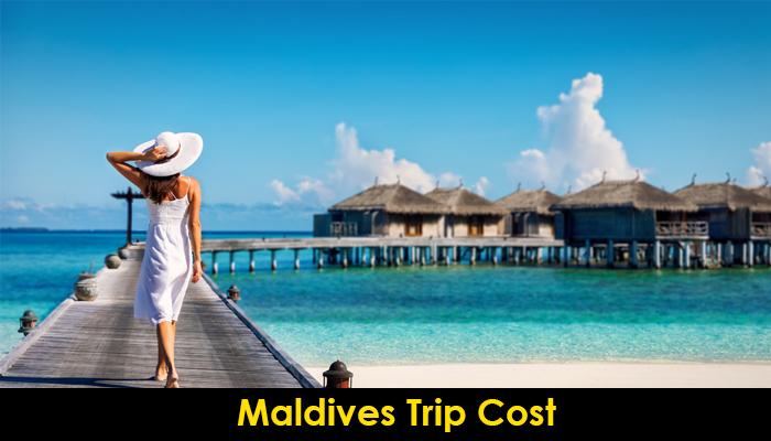 Maldives travel cost
