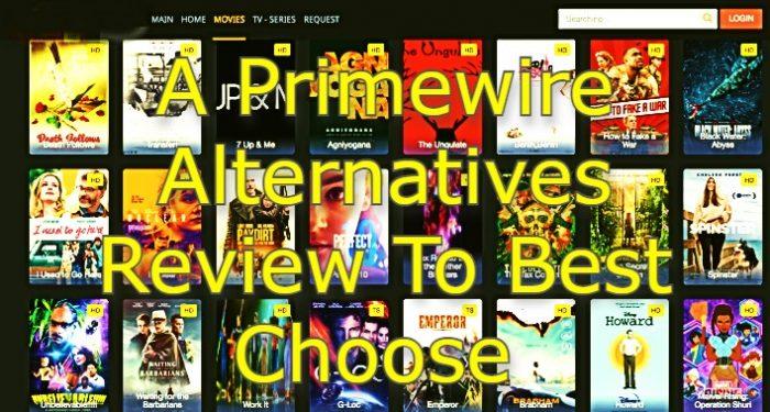 primewire alternatives