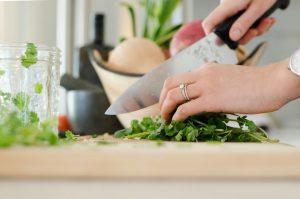online or offline cooking classes