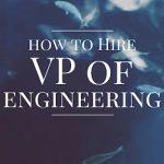 VP of Engineering